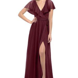 Azazie bridesmaid gown